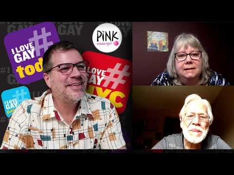 Julie Schanke Lyford and Robert Schanke: Katy Has Two Grampas