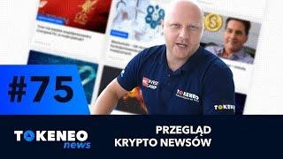 Kryptowaluty - która lepsza? Amazon czy Facebook  | Tokeneo.News #75