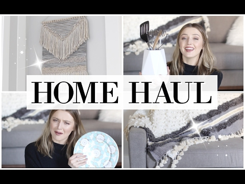 HOME HAUL! My Vancouver Apartment | allanaramaa