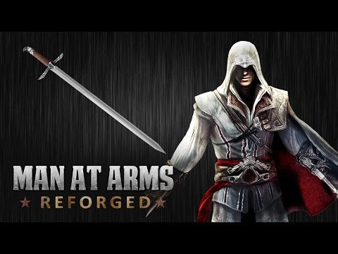 Sword of Altair - Assassin's Creed - MAN AT ARMS: REFORGED - default