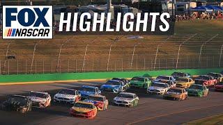 Quaker State 400 at Kentucky Speedway | NASCAR on FOX HIGHLIGHTS