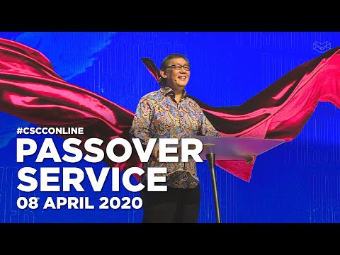 08 April 2020  The Blood of the Lamb  Ps. Yang  Cornerstone Community Church  CSCC Online