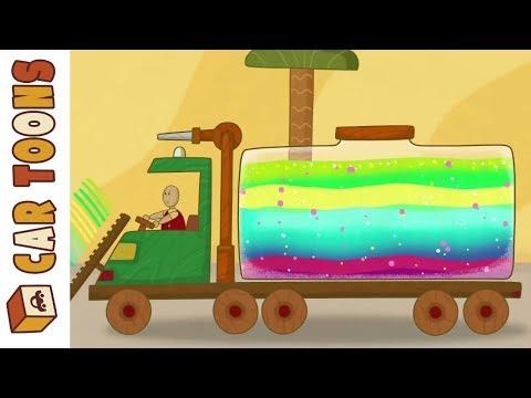 Car Toons Compilation. An Animated Car Cartoon - UClvwWLUhkEuhV46vLZc4t1g