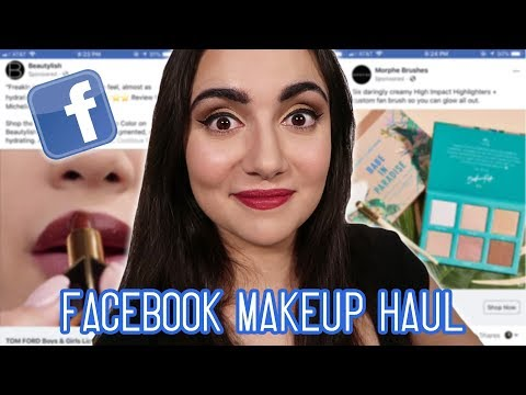 I Bought A Full Face Of Makeup From Facebook Ads - UCbAwSkqJ1W_Eg7wr3cp5BUA