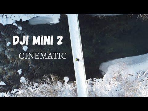 DJI Mini 2 4K záběry