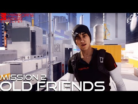Mirrors Edge Catalyst Beta - Mission 2 Gameplay Walkthrough - default