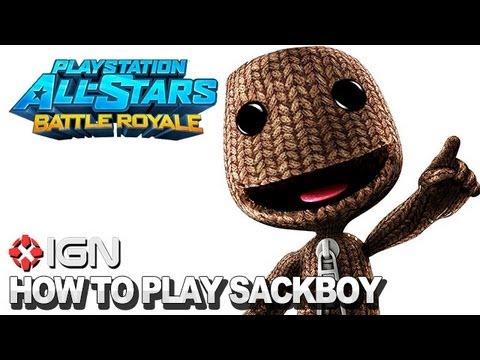How to Use Sackboy in PlayStation All-Stars Battle Royale - UCKy1dAqELo0zrOtPkf0eTMw