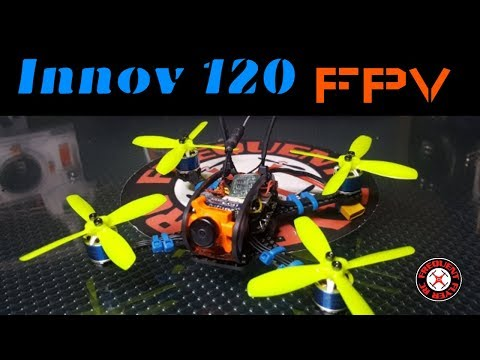 Innov 120 with RJXhobby 2535 Quad blades + GNB 550mah 2S Micro Swift FPV Test Flight - UCNUx9bQyEI0k6CQpo4TaNAw