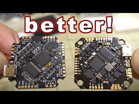 NamelessRC AIO412T vs BetaFPV F4 Toothpick AIO  - UCnJyFn_66GMfAbz1AW9MqbQ