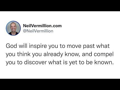 More Than Your Words Could Describe - Daily Prophetic Word