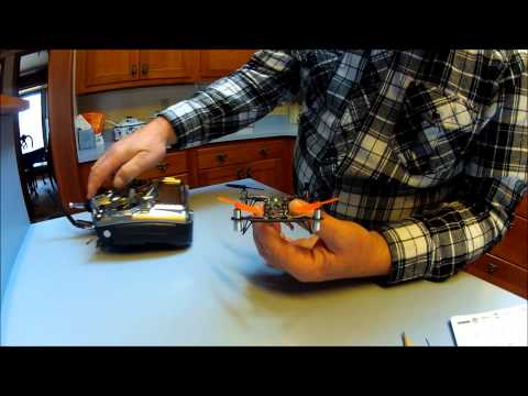 Hobbyking Turnigy Micro-X Quadcopter Building Tips and Flight Footage Binds to DSM2 - UC95GwRkvzNn9vHmc8OOX5VQ