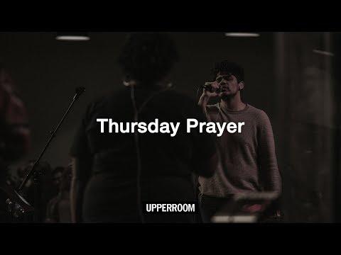 UPPERROOM Thursday Prayer (Rebroadcast)