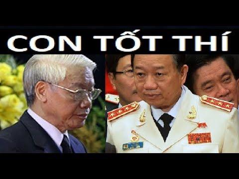 Tô Lâm bị Nguyễn Phú Trọng biến thành tốt thí trong vụ Trịnh Xuân Thanh