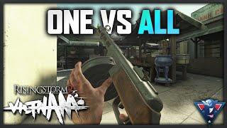 ONE VS ALL   Rising Storm 2: Vietnam Gameplay