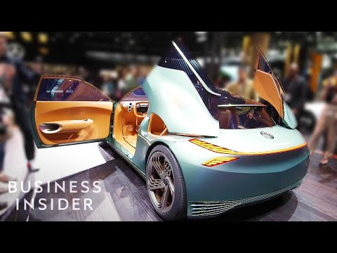 The Genesis Mint Concept Has Doors Like We've Never Seen - UCcyq283he07B7_KUX07mmtA