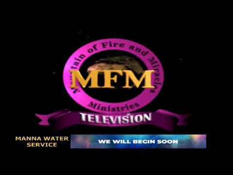 MFM MANNA WATER SERVICE SEPT 23RD 2020