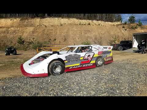 Zach Sise 9 @ Mountain Motorsports Park May 15, 2021 - dirt track racing video image