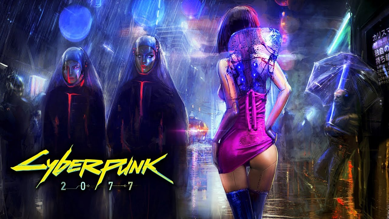 Cyberpunk 2077 - NEW INFO! Latest News, PS5 Version, E3 2018