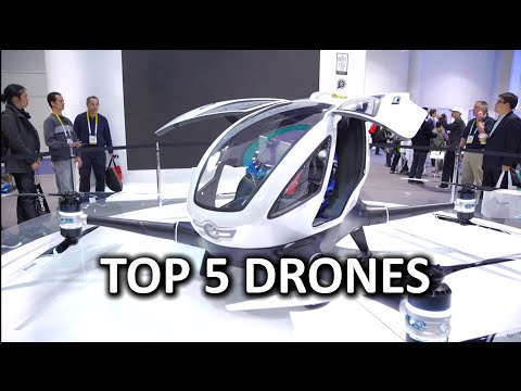Top 5 Drones at CES 2016 - UCXuqSBlHAE6Xw-yeJA0Tunw