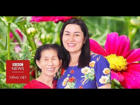 Hành trình từ Úc về tìm mẹ của Mỹ Hương và '14 năm cuộc đời bị đánh cắp' - BBC News Tiếng Việt