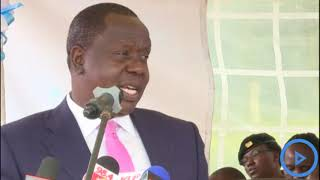 What CS Matiang'i thinks of lowering the sexual consent age to 16