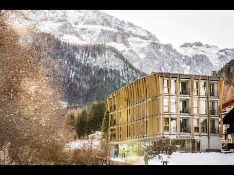 Hotel Eden Selva - Struttura alberghiera in legno - Val Gardena (BZ)