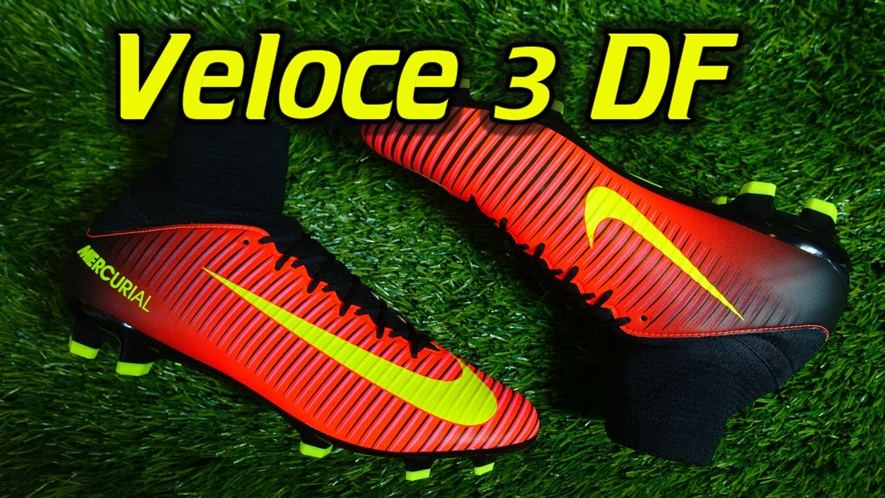 794b964a12c8 Nike Mercurial Veloce 3 DF (Spark Brilliance Pack) - Review + On Feet
