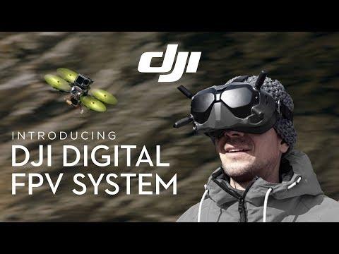 DJI - Introducing the DJI Digital FPV System