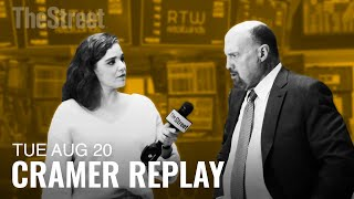 Time to Shop? Jim Cramer Weighs in on Kohl's Earnings and the Market