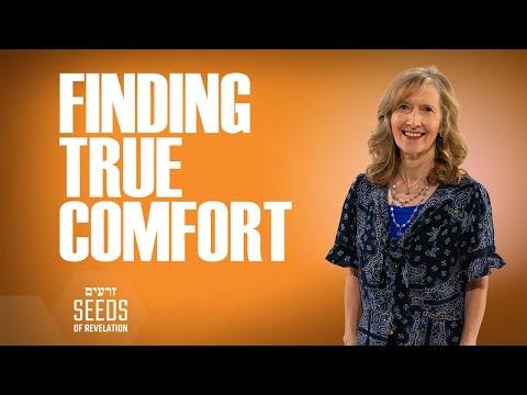 Finding True Comfort