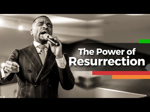 THE POWER OF HIS RESURRECTION  ISAAC OYEDEPO