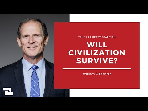 William J. Federer on the Survival of Civilization and More!