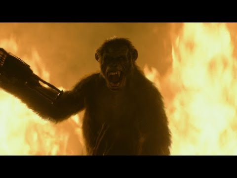 Dawn of the Planet of the Apes - Trailer R - UCKy1dAqELo0zrOtPkf0eTMw