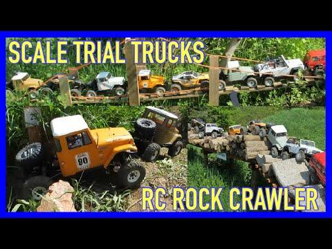 RC Scale Trial Parcour der IG RC Cars Rhein Nahe - UCl8MLvTFIdwt-1tJs95UZGQ