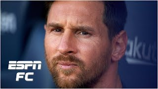 UEFA Player of the Year: Is Lionel Messi being taken for granted? | ESPN FC
