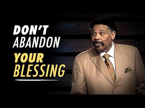 Don't Abandon Your Blessing - Tony Evans Sermon Clip
