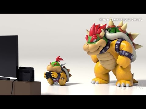 Nintendo Switch - Parental Controls - UCKy1dAqELo0zrOtPkf0eTMw