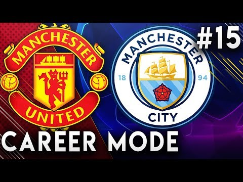 FIFA 19 Manchester United Career Mode EP15 - Unbelievable Drama In The Champions League!!