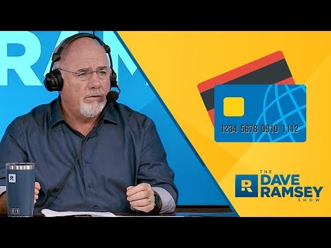 Can You REALLY Learn About Money Without Using A Credit Card? - Dave Ramsey Rant