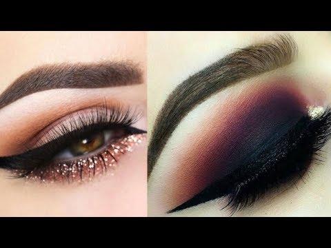 Easy Brown Smokey Eye Makeup Tutorial(part1) - UCD4h_GNqpgxwuT7ym1U1Meg