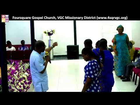 Sunday Worship Service: 14th April 2019