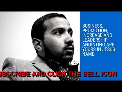 YOU WILL RECEIVE PROMOTION IN BUSINESS, IN YOUR WORK AND LEADERSHIP ANOINTING, Daily Promise