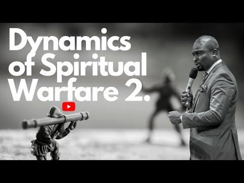 THE SCHOOL OF TYRANNUS  DYNAMICS OF SPIRITUAL WARFARE (PART 2)  DAVID OYEDEPO JNR
