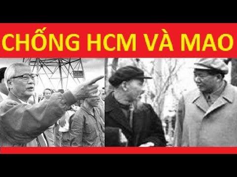 Võ Văn Kiệt đã từng công khai chống lại HCM và Mao từ năm 1950