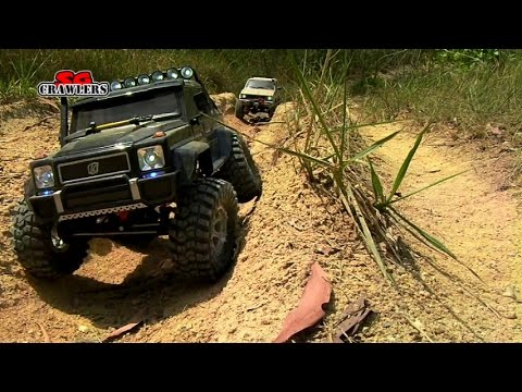 15 RC offroad 4x4 Trucks Scale adventures at Tampines Quarry Jeep Brute Ascender G Wagon - UCfrs2WW2Qb0bvlD2RmKKsyw