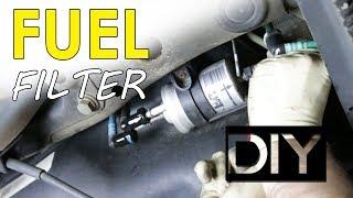Sostituire filtro carburante Golf 6 GTI