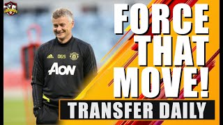 Manchester United target to FORCE a move! Tottenham HIJACK Arsenal! Transfer Daily