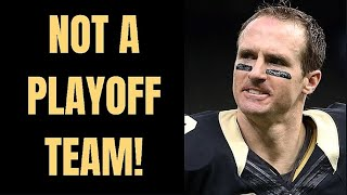 SAINTS WILL NOT MAKE PLAYOFFS! New Orleans Saints Team Preview. How Many Games Will The Saints Win?