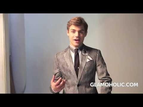 Garrett Clayton  Glamoholic Magazine Photo Shoot - UCvr1oISdMn2lGldyaNQQ17A