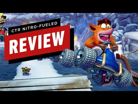 Crash Team Racing Nitro-Fueled Review - UCKy1dAqELo0zrOtPkf0eTMw